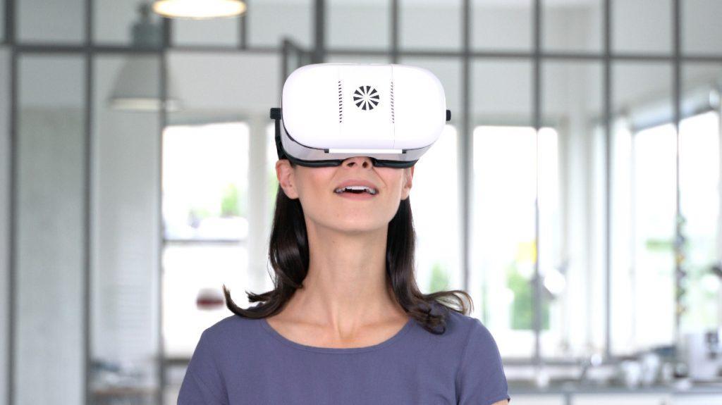 virtuelle Tour mit jeder VR-Brille in 360 Grad erleben.