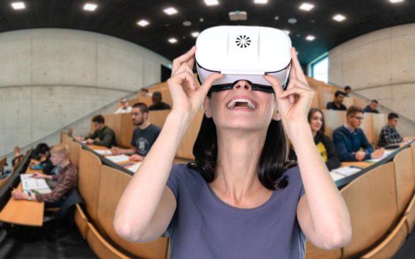 Campusrundgang THI mit jeder VR-Brille erleben