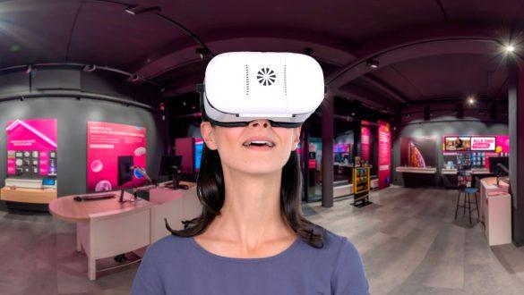 virtuellen 360 Grad Shop mit jeder VR-Brille erleben