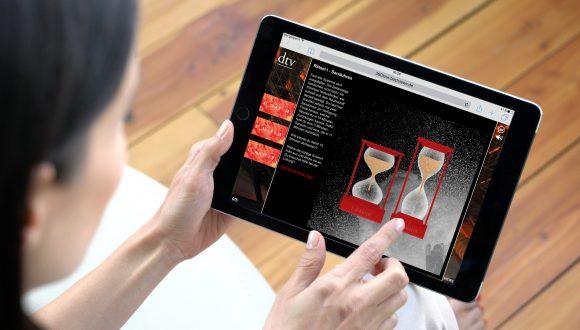 virtuelles 360 Grad Quiz dtv Verlag