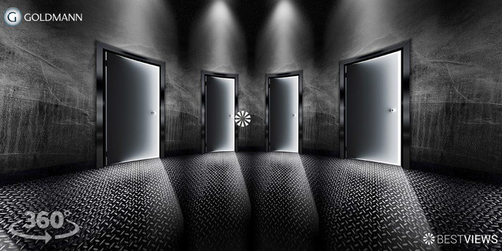 virtuelle 360 Grad Leseprobe Goldmann Verlag