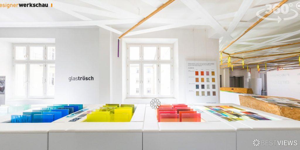 virtuelle Tour Designerwerkschau München