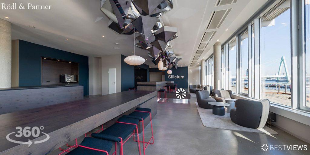 360 Grad Unternehmens Rundgang Rödl & Partner Köln