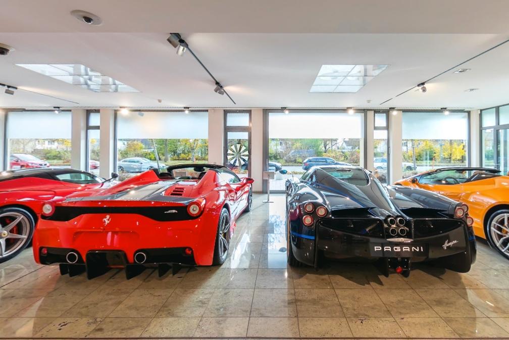 virtueller Rundgang im 360 Grad Autohaus Semcocars
