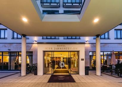 virtueller 360 Grad Rundgang Hotel Vier Jahreszeiten Starnberg