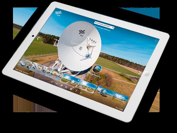 Virtual Tour DLR-Astronautentraining mit dem iPad erleben