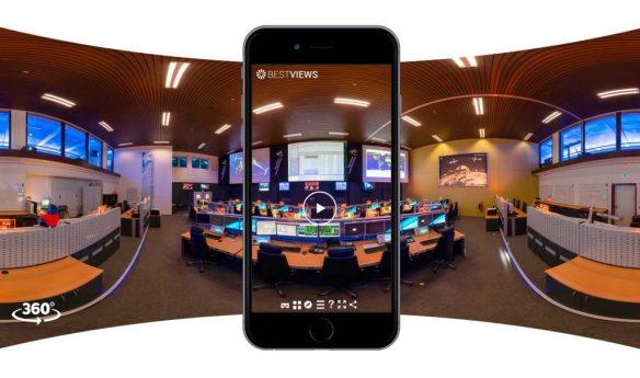 Virtual Tour DLR-Astronautentraining mit dem Mobile erleben