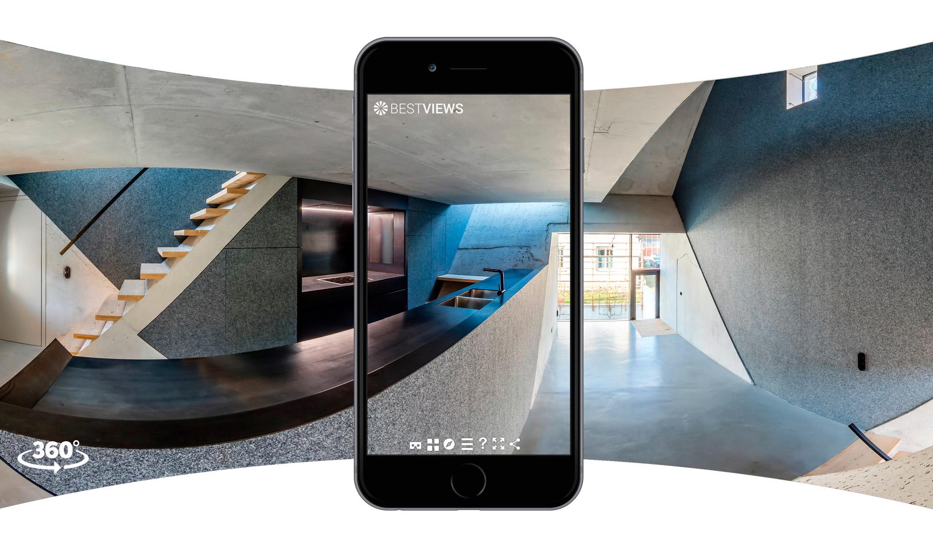 virtuell 360 Grad Fotograf mit dem Smartphone erleben